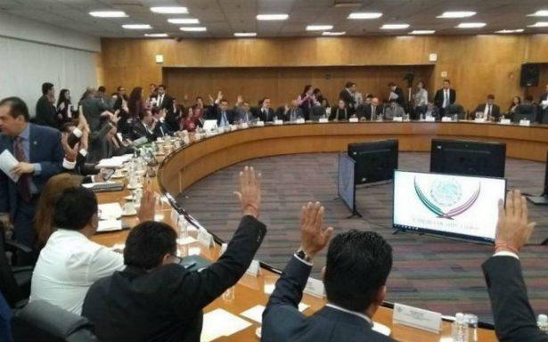 En fast track, aprueban en comisión dictamen de Presupuesto 2018