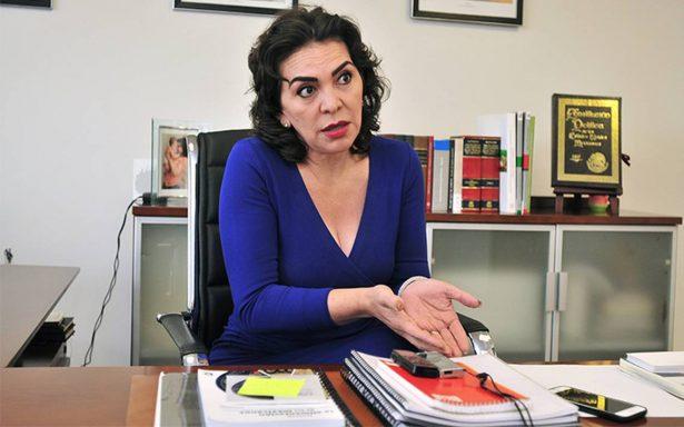 Seguiré en el PRI pese a imposición: Ivonne Ortega