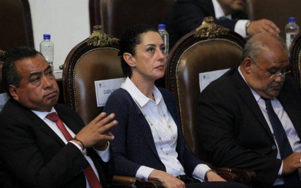 ALDF llama a comparecer a Sheinbaum y funcionarios capitalinos por caso de colegio Rébsamen