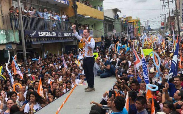 """Anaya celebra un año de la detención de Duarte: """"Se trata de servir a los demás no de servirse del poder"""""""