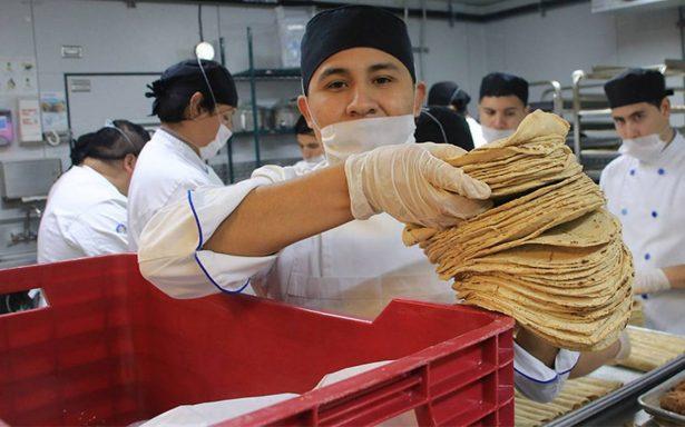 La tortilla también subirá de precio; podría alcanzar hasta los $17 el kilo
