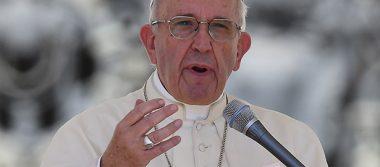Expresa Papa Francisco apoyo al compromiso por la familia en México