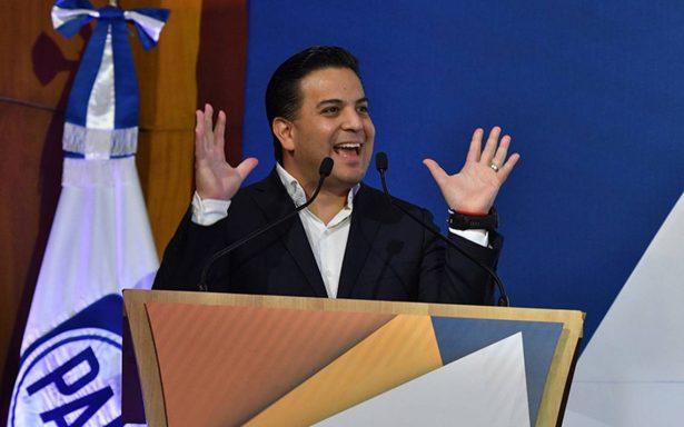 PAN busca recuperar confianza ciudadana y ganar Presidencia: Zepeda Vidales
