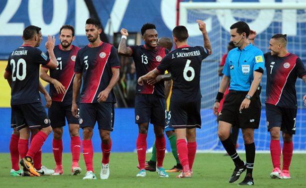 Costa Rica acaba la agonía de Guayana Francesa en #CopaOro