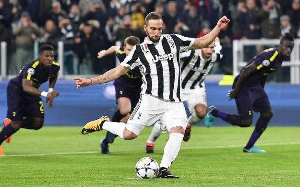 Juegazo en Turín, Tottenham remonta ante la Juve y deja todo para la vuelta
