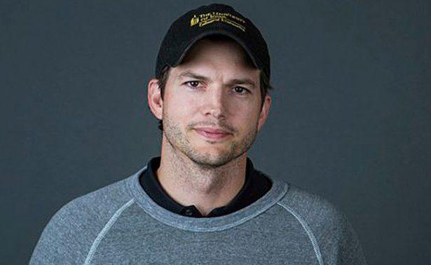 Ashton Kutcher  pide combatir la explotación sexual infantil
