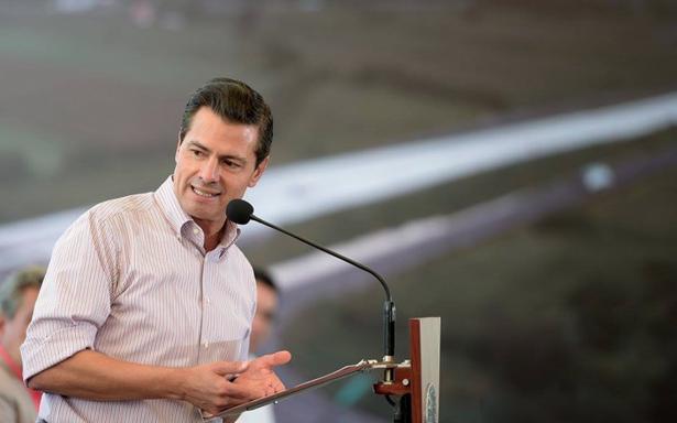 """""""No hay reportes de personas afectadas"""", asegura Peña Nieto tras sismo en BCS"""