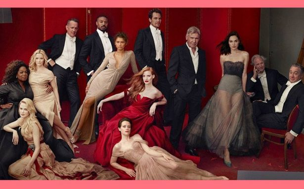 Vanity Fair abusa del photoshop, ¿reconoces los errores?