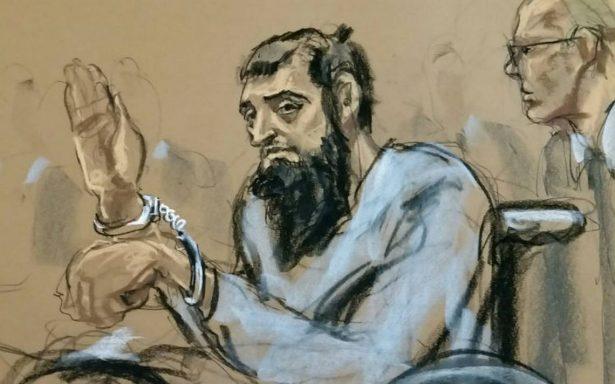 Trump pide pena de muerte para atacante de Nueva York