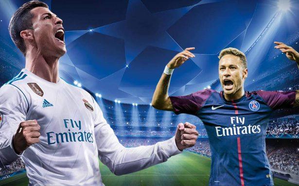 Real Madrid vence al PSG y logra su victoria 250 en Champions League