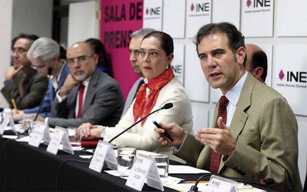 Multa INE con 2.2 mdp a televisoras por propaganda electoral