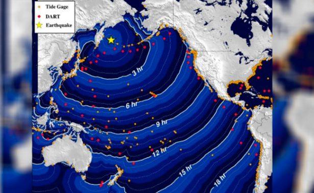 Descartan tsunami tras sismo de 7.7 grados en costa este de Rusia