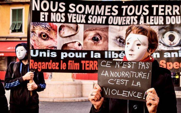 Veganos radicalizados amenazan a Francia