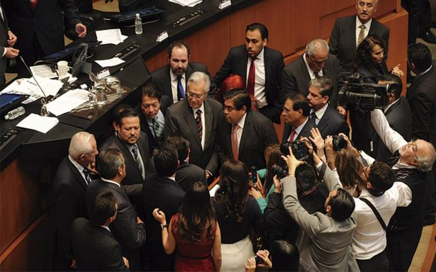 Debate por Fiscales genera rezago y parálisis legislativa