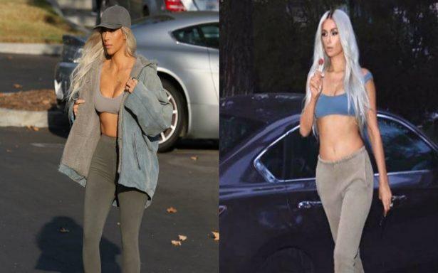 Paris Hilton cambia radicalmente de look para parecerse a… ¿Kim Kardashian?