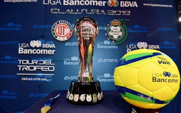 ¡Cayó la sexta! Santos es campeón del Clausura 2018
