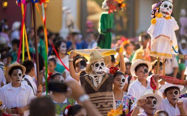 Descubre cómo es la fiesta de los muertos en Mitla, Oaxaca