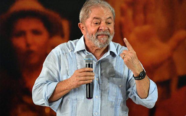 Lula da Silva lidera sondeo presidencial pese a condena por corrupción