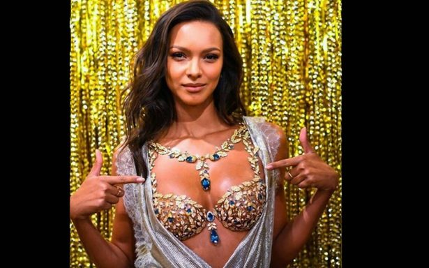 Lais Ribeiro, el ángel que portará el Fantasy Bra en el desfile de Victoria's Secret