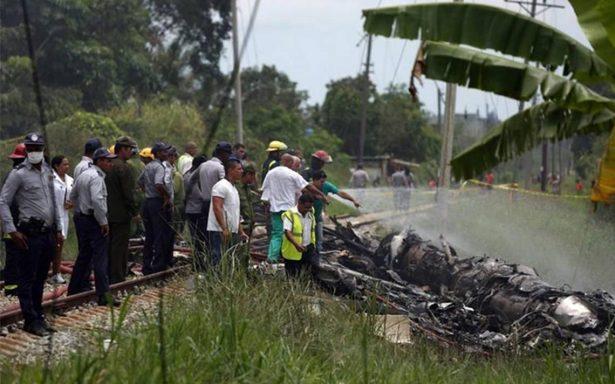 Llegan a Holguín primeros restos de víctimas de accidente aéreo en La Habana