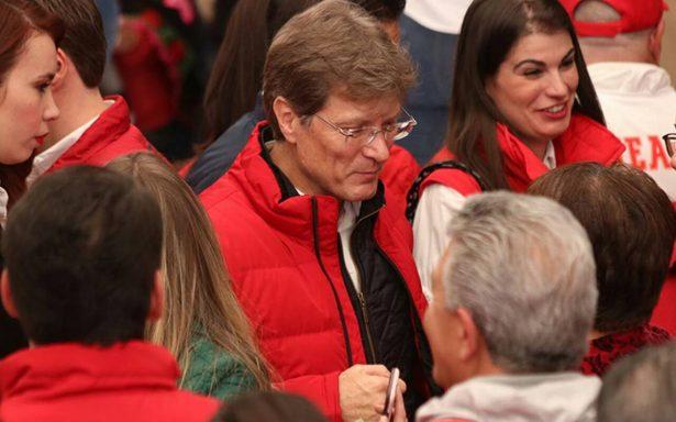 Ex gobernadores priistas son una vergüenza: De la Madrid