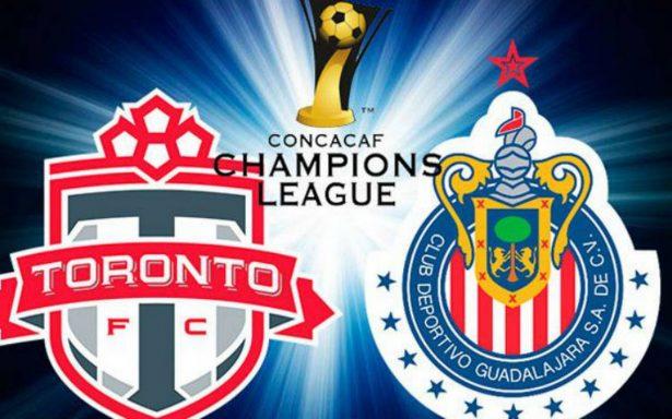 Ya hay fecha de la final entre Chivas y Toronto