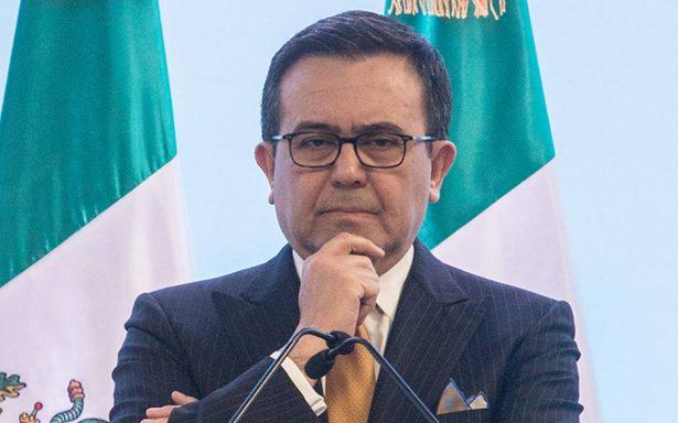 Guajardo ve casi imposible que se concrete acuerdo del TLCAN antes de elecciones