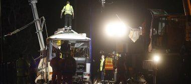 Impactante choque entre un autobús escolar y un tren deja cuatro muertos en Francia