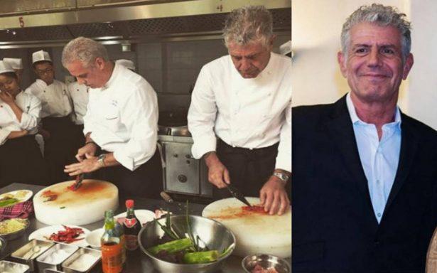 National Geographic estrenará última película del chef Anthony Bourdain