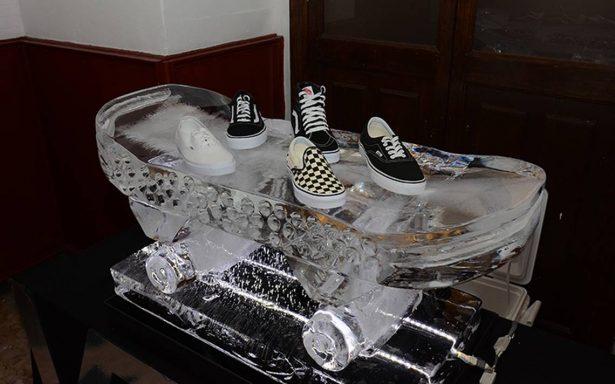 Celebran la historia de los clásicos sneakers de la marca Vans