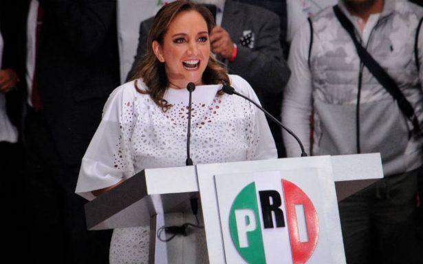 Tribunal ratifica elección de Ruiz-Massieu como presidenta del PRI