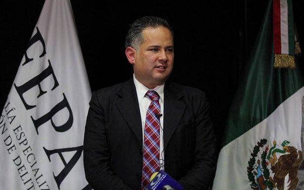 Senado, la 'cancha' donde se resolverá remoción de Santiago Nieto: EPN