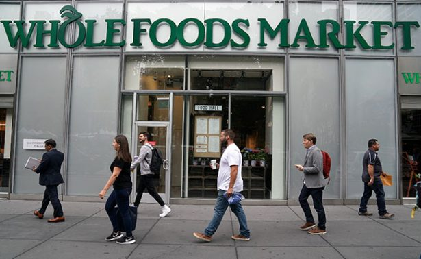 Amazon anuncia la compra de la cadena de supermercados Whole Foods