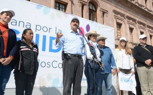 Lo que hizo el PRI en Chihuahua, se replicó en el país, asegura Javier Corral
