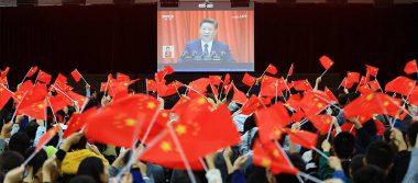El president XI Jinping promete nueva era socialista para China