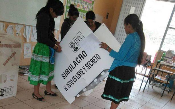 En Durango se genera el voto más caro del actual proceso electoral