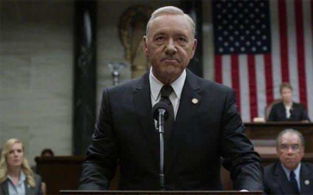 Última temporada de House of Cards podría rodarse sin Kevin Spacey