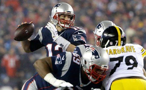 🔴 [En Directo] Steelers 0-3 Patriots por el boleto al Súper Bowl LI