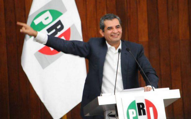 PRI acatará decisión del INE para cambiar nombre de coalición
