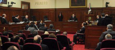 Justicia constitucional, en un momento crítico: Medina Mora