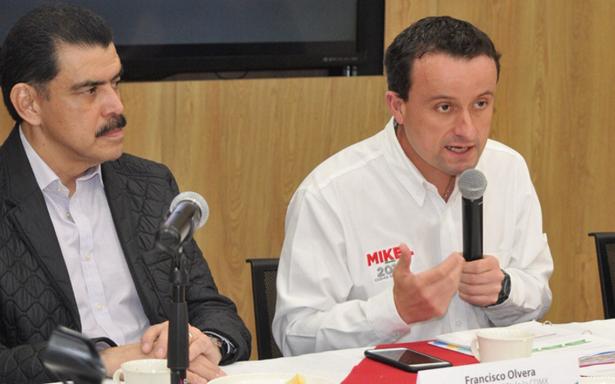 Contrario a Morena, PRI firmará pacto de civilidad en la Ciudad de México