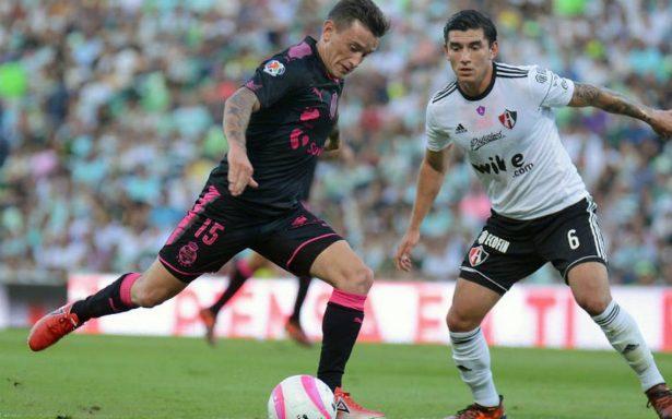Santos Laguna sigue en mala racha y ahora cae 0-1 ante Atlas en casa