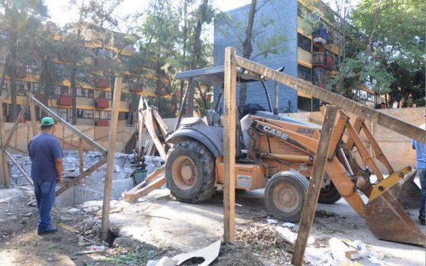 Se gastan 368 mdp en tirar 75 edificios dañados en el 19s