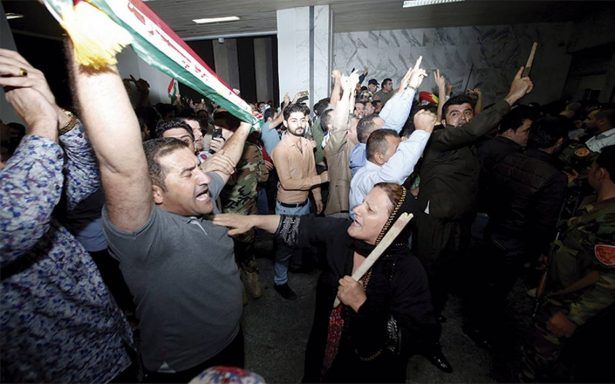 Referéndum kurdo obliga al presidente Barzani a dejar su cargo