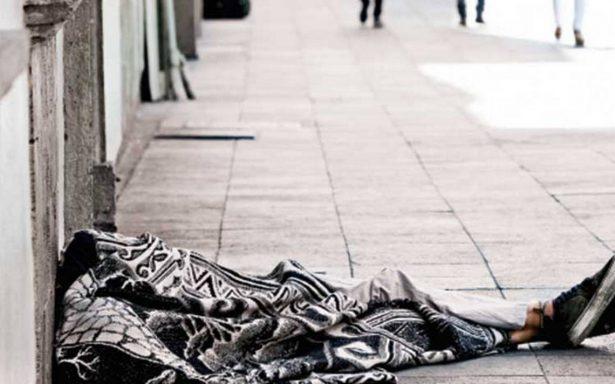 Comisión de Derechos Humanos advierte incremento de indigentes en la CDMX