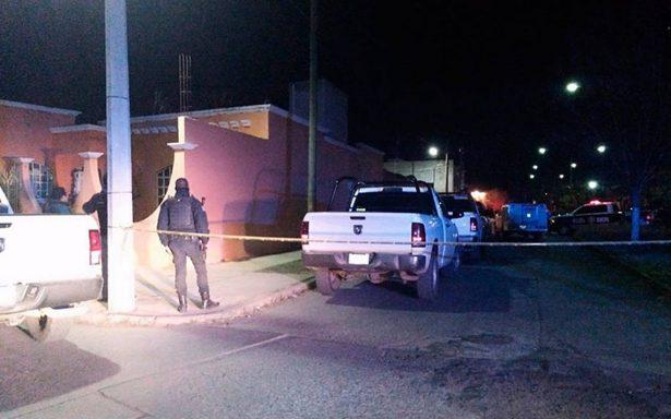Ataque armado deja tres muertos en Zacatecas, entre ellos una niña