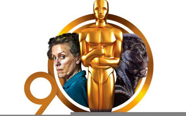 """""""La forma del agua"""" frente a """"Tres anuncios por un crimen"""", ¿quién se lleva el Oscar?"""