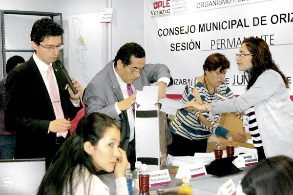 Un berrinche, impugnación  de elección en Orizaba
