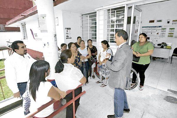 Rafael Delgado será reconocido como municipio sano: Camarillo