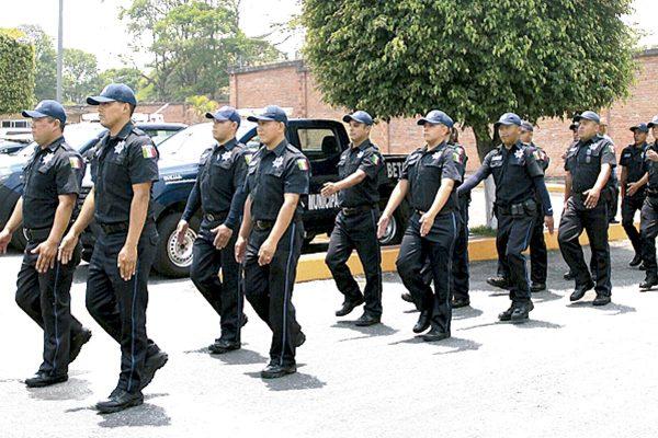 Policía de Orizaba,  la mejor pagada